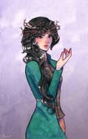 Commission - Ardra by Serenyan