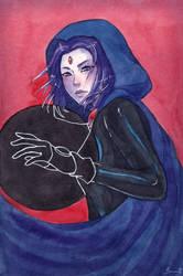Raven by Serenyan