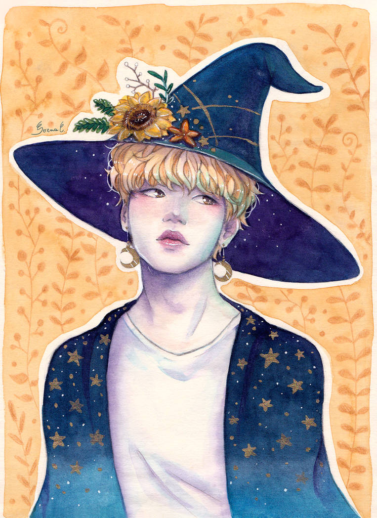 Witchboy by SerenaShin
