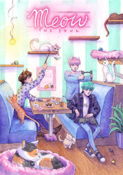 Neko Cafe by SerenaShin