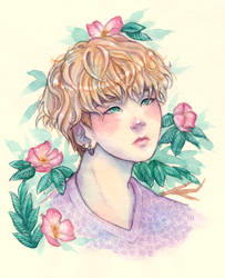Dear Yoongi by SerenaShin