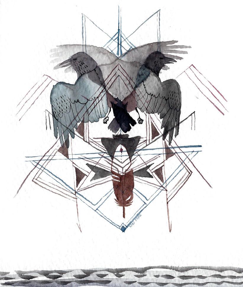 The Gale by BlackSeaFoam
