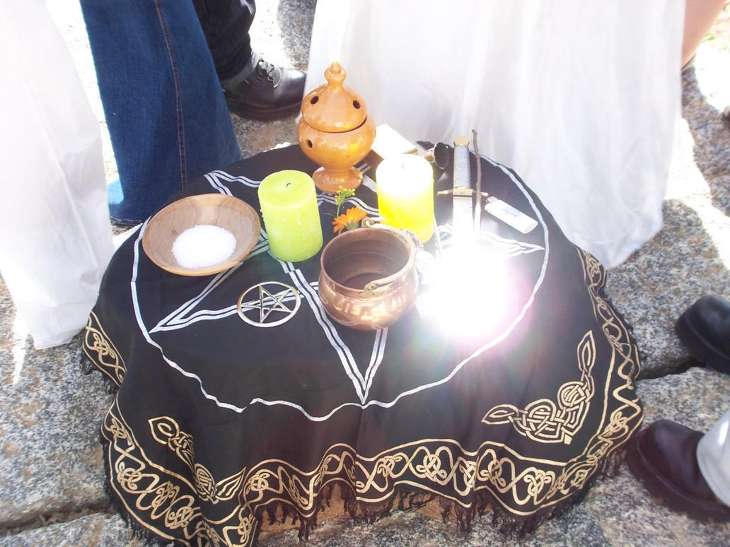 Wiccan wedding by ook4m1 on deviantart wiccan wedding by ook4m1 junglespirit Image collections