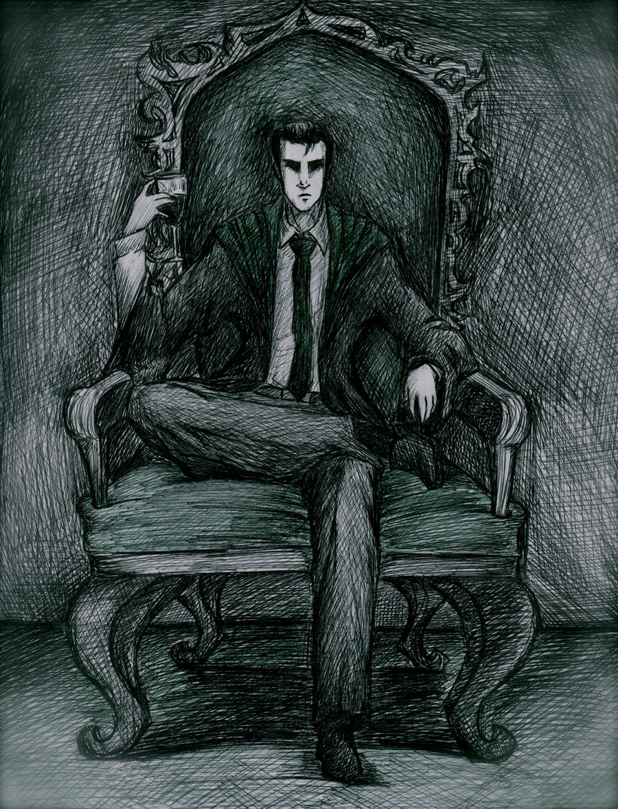 Tom Riddle by Zorocan