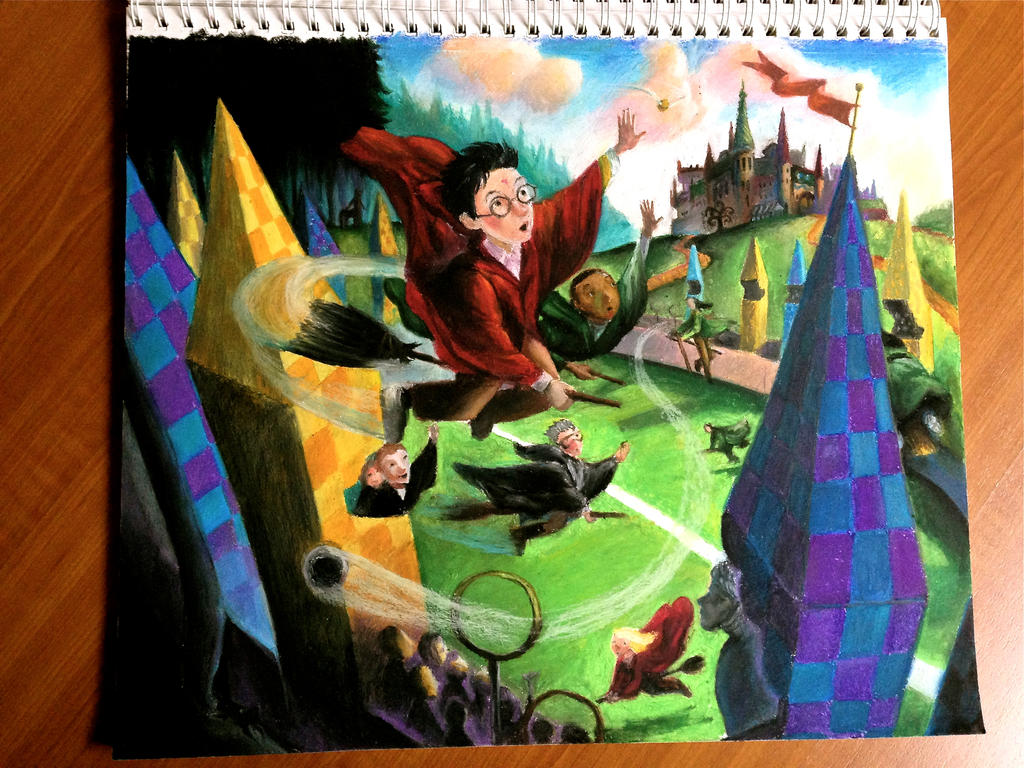 Quidditch! by Zorocan