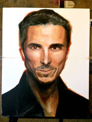 Christian Bale part 2 by Zorocan