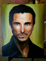 Christian Bale part 3 by Zorocan