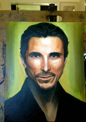 Christian Bale part 4 by Zorocan