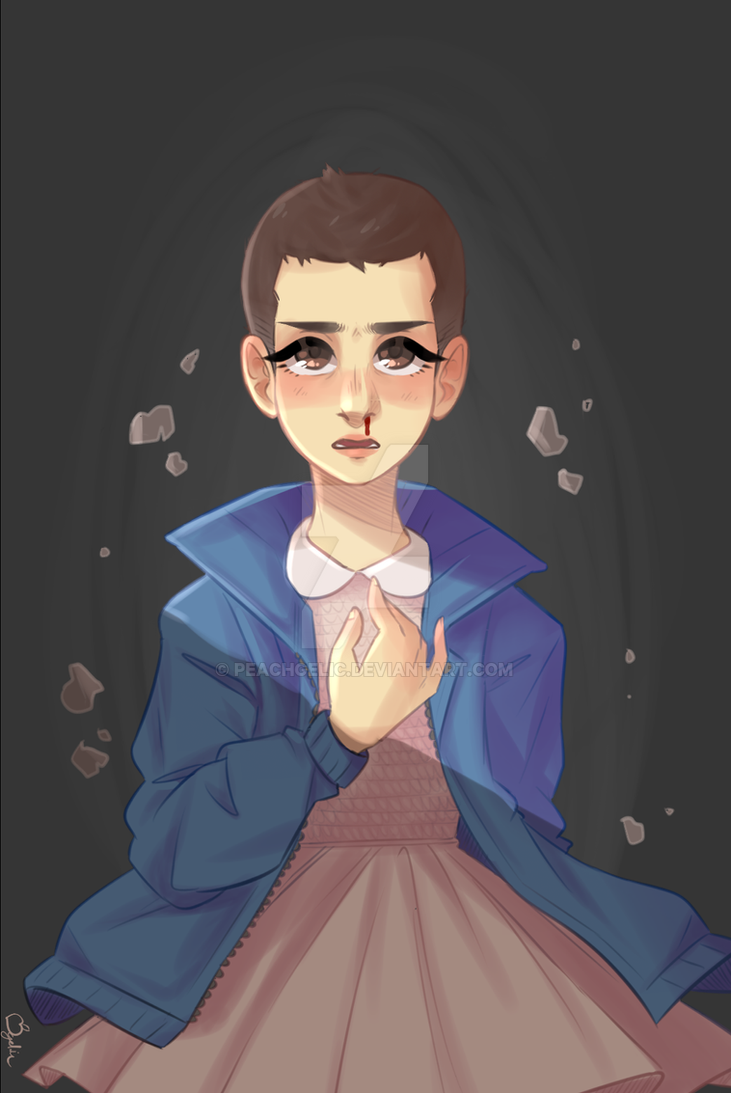 eleven by peachgelic