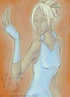 Stylized Dione by armaina