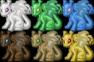 Pernese Dragons Group by armaina