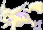 Pastel Pikachu