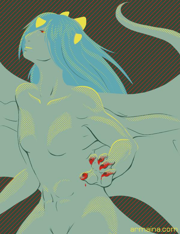Fierce Talons by armaina