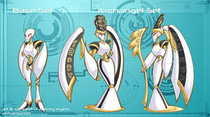 Robo Toys: Archangel by armaina