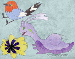 pokeprompts by armaina