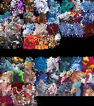 2018 Pixel Art