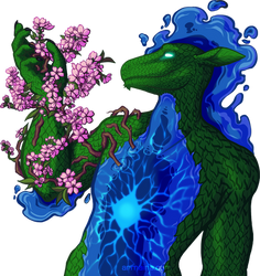 Spring Elemental Renzey by armaina