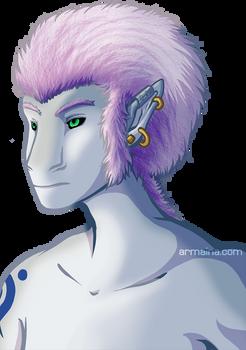 Truda Portrait