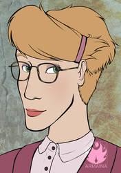 Kantakalla Portrait