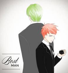 Best man by 4mosa