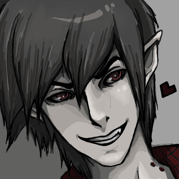 Marshall Lee by Lawlicat