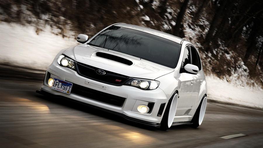 Subaru WRX STI by ecKKKo