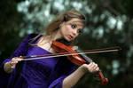 medieval violinp