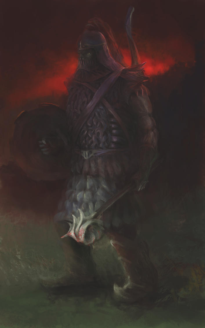 Warlord by alantsuei