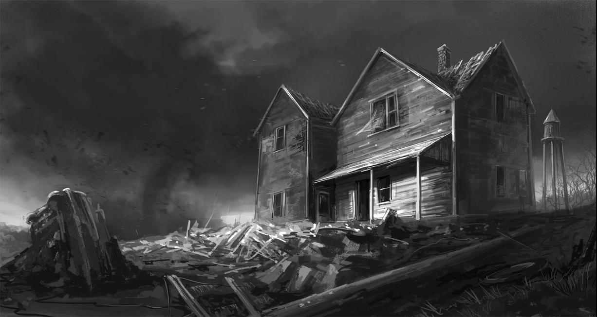 Tornado by alantsuei