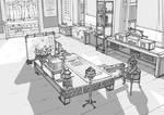 Env Design - Study Room