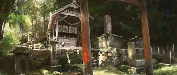 Hiramatsu Shrine - Kyushu