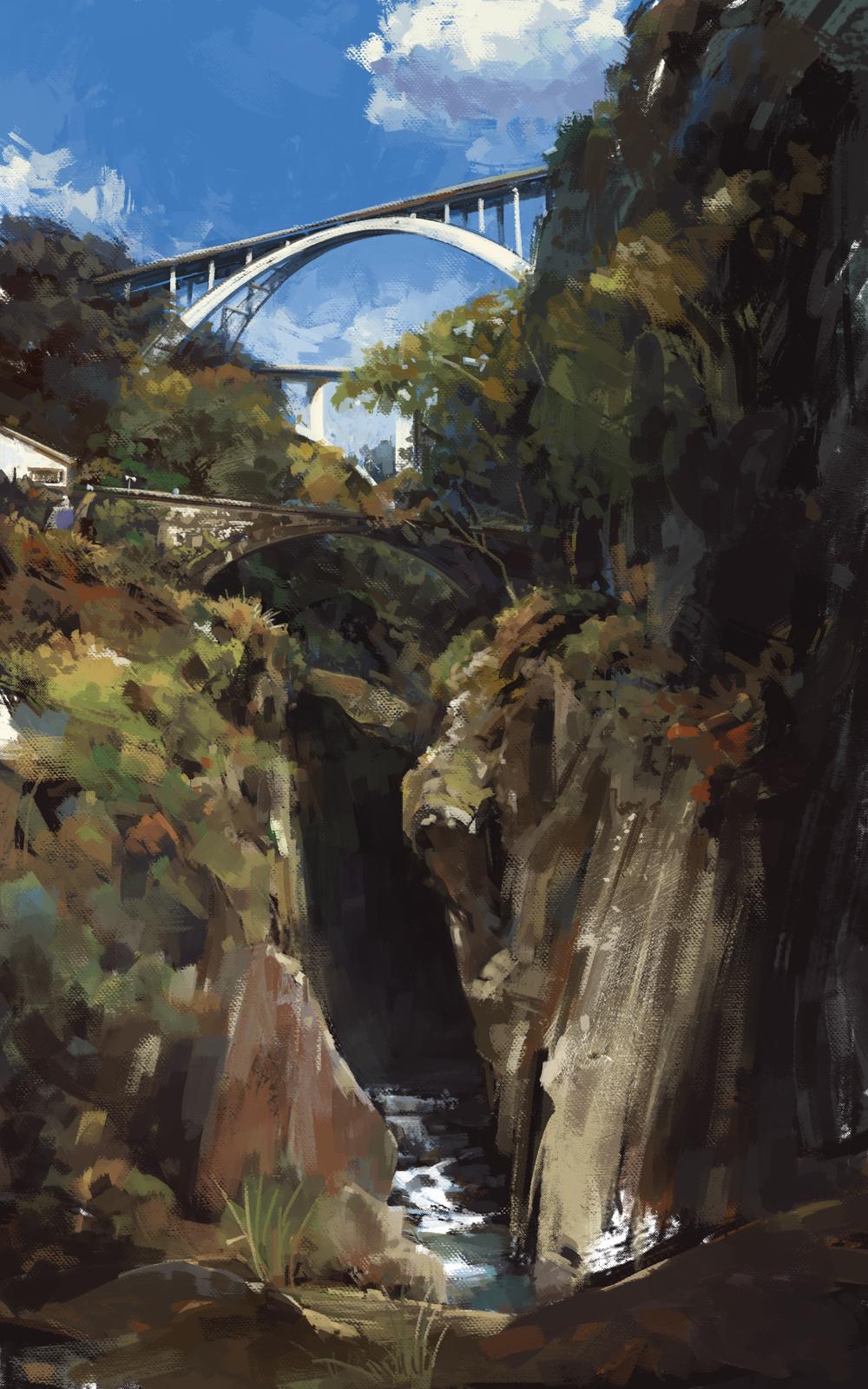 Takachiho Gorge - Kyushu by alantsuei