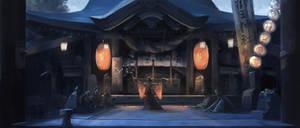 Kushida Shrine - Kyushu