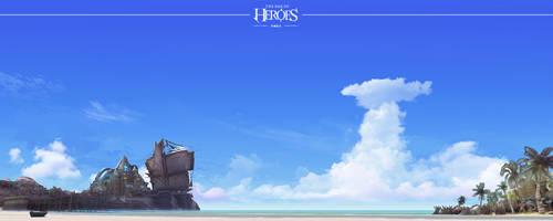 Age of Heroes - Lander's Coast by alantsuei