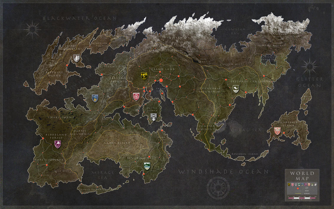 Open world design world map by alantsuei on deviantart open world design world map by alantsuei gumiabroncs Gallery