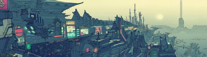 Project 2079 Env001 by alantsuei