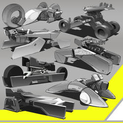 Design - Vehicle 009