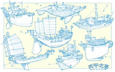 Design - Vehicle 010 by alantsuei