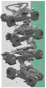 Design - Vehicle 011