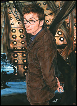 Doctor Who  - The Tenth Doctor