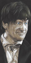 Doctor Who  -  The 2nd Doctor