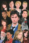 Doctor Who Companions + Allies