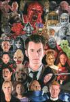 Doctor Who-Monster + Aliens