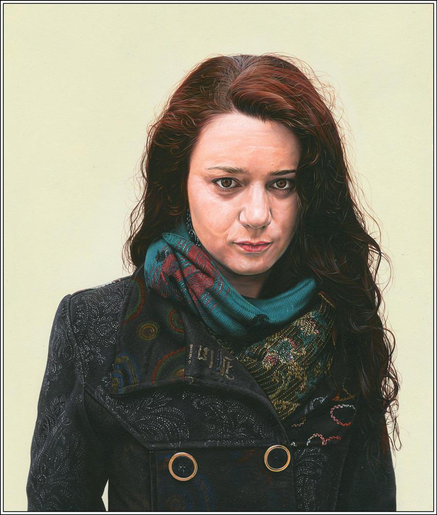 Kathleen by caldwellart