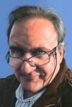 Portrait of Michael Troughton by caldwellart