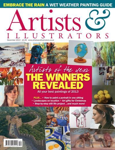 Artist of the Year Shortlist by caldwellart