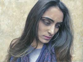 Aishwarya  by caldwellart