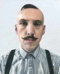 Jamie Lenman  by caldwellart