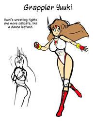 Grappler Yuuki