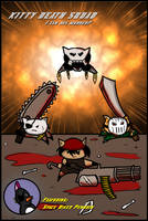 Kitty Death Squad by SpiderPope